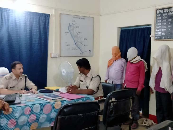 महिला की निर्मम हत्या मामले में 5 आरोपी गिरफ्तार, एक महिला सहित तीन फरार; बुधवार की सुबह की गई थी हत्या|रांची,Ranchi - Dainik Bhaskar