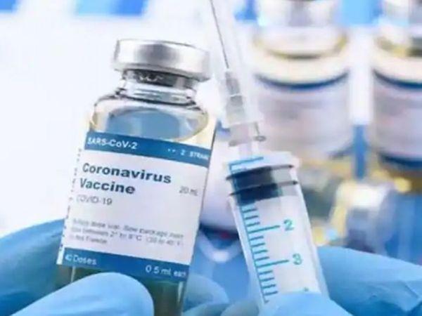 पिछले वैक्सीनेशन सेशन की तरह भीड़-हंगामा न हो जाए इसलिए सैकंड डोज भी ऑन लाइन रजिस्ट्रेशन के आधार पर लगेगी। - Dainik Bhaskar