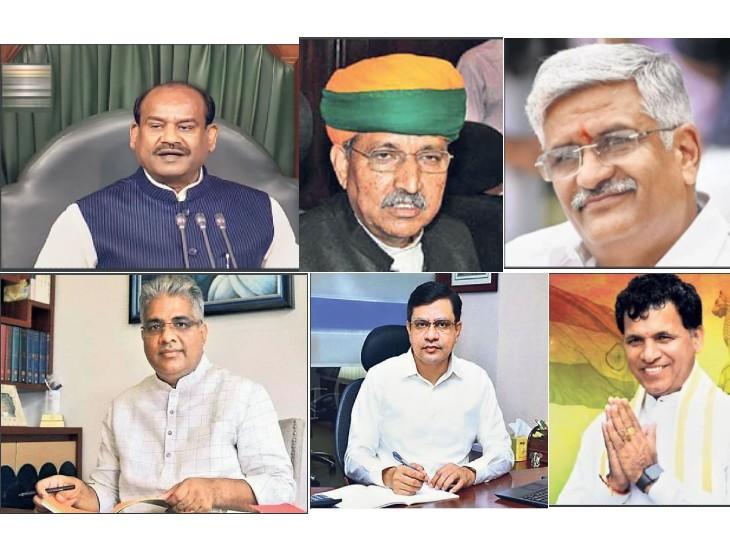 मोदी सरकार में हमारे 3 कैबिनेट मंत्री, 2 राज्यमंत्री; अश्विनी को रेल-आईटी, भूपेंद्र को श्रम-पर्यावरण और शेखावत को जलशक्ति|जयपुर,Jaipur - Dainik Bhaskar