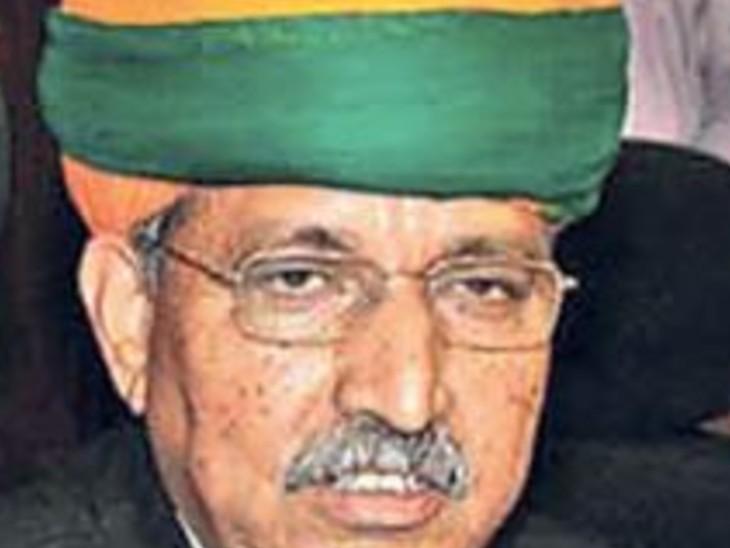 तीन बार के सांसद और तीन विभागों में राज्यमंत्री रह चुके बीकानेर के अर्जुनराम मेघवाल का कैबिनेट में नाम शामिल नहीं हुआ। - Dainik Bhaskar