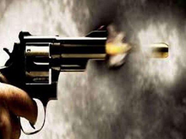 पुरानी रंजिश में सुपारी देकर गोली चलवाने की शंका, दो हिरासत में|बिलासपुर,Bilaspur - Dainik Bhaskar