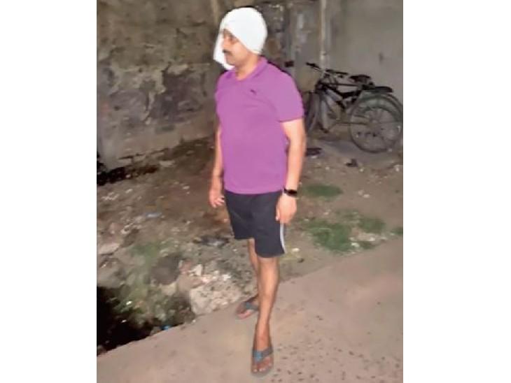 बरमूडा-स्लीपर में पहुंचे एएसपी, टीम के साथ 5 घंटे रेकी, जुबेर के अड्डे से 40 जुआरी पकड़े|भोपाल,Bhopal - Dainik Bhaskar
