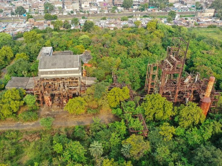 यूनियन कार्बाइड के जहरीले कचरे को हटाने के लिए फिर होंगे टेंडर|भोपाल,Bhopal - Dainik Bhaskar