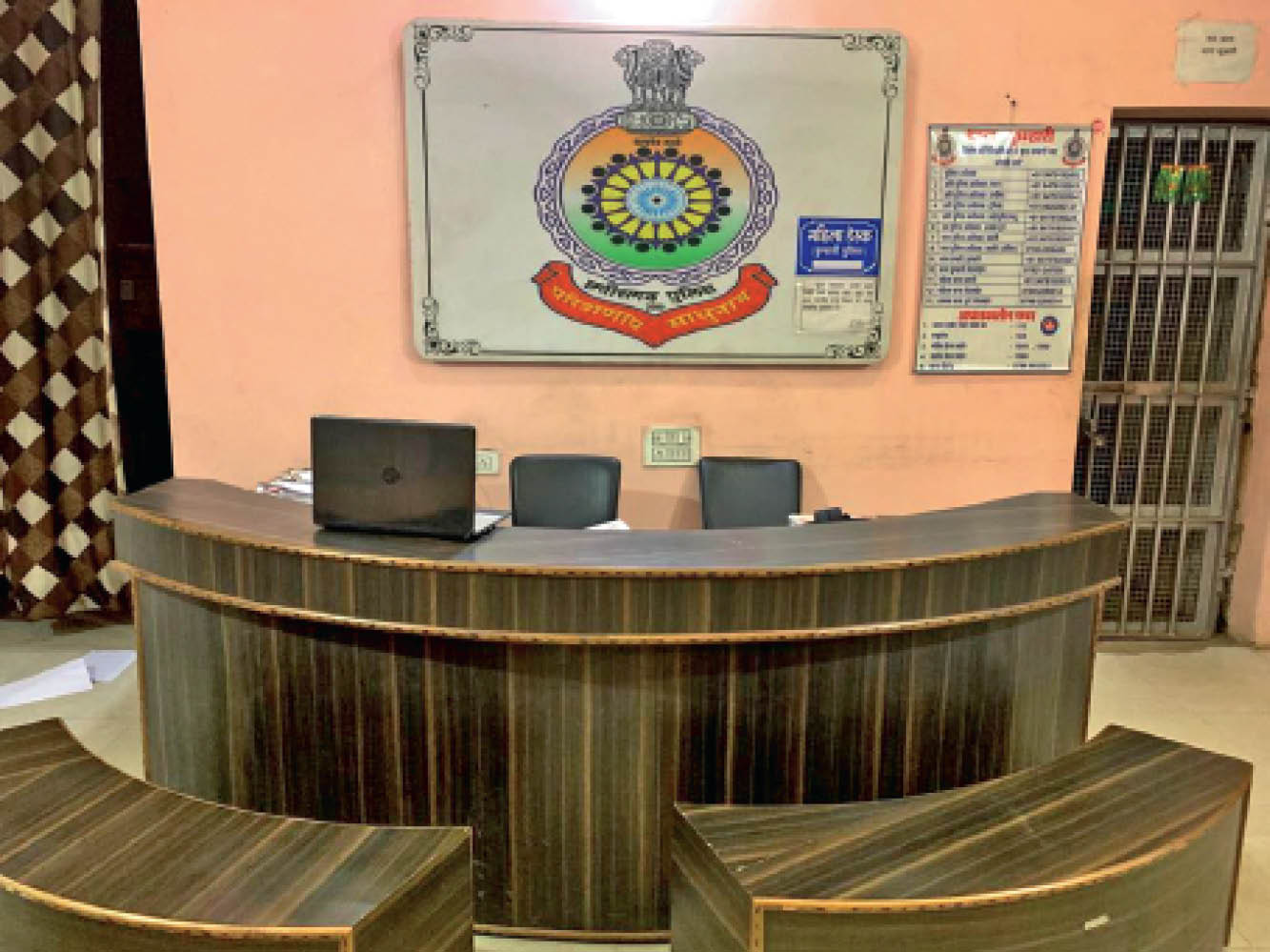 जिले के थानों में महिला हेल्प डेस्क बनाया गया है, जो केवल दिखावा साबित हो रहा। - Dainik Bhaskar