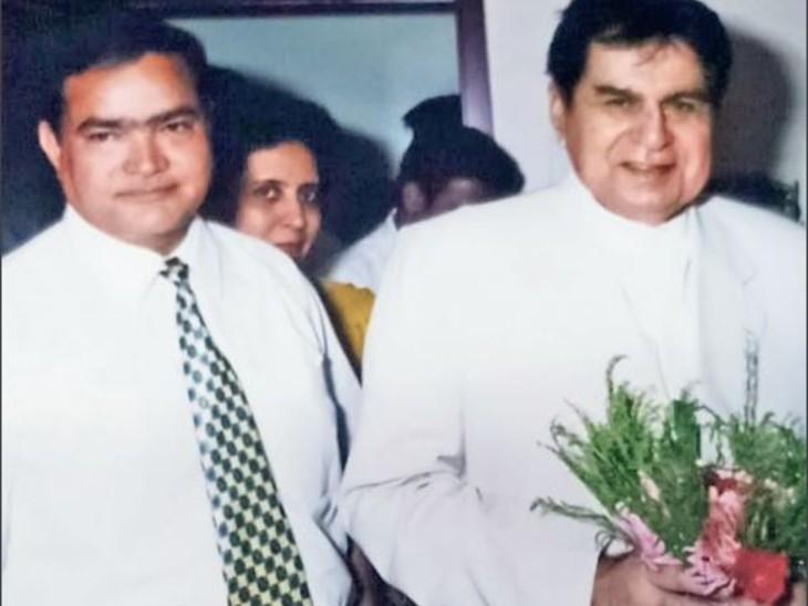दिलीप कुमार पर थे चैक बाउंस के कई केस, कोर्ट कभी नहीं आने दिया|धौलपुर,Dholpur - Dainik Bhaskar