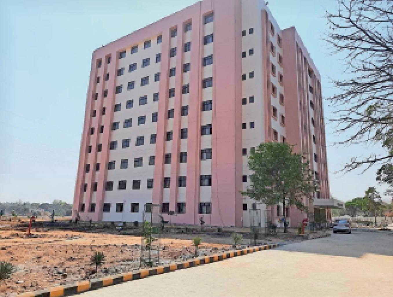 जमशेदपुर महिला विश्वविद्यालय - Dainik Bhaskar