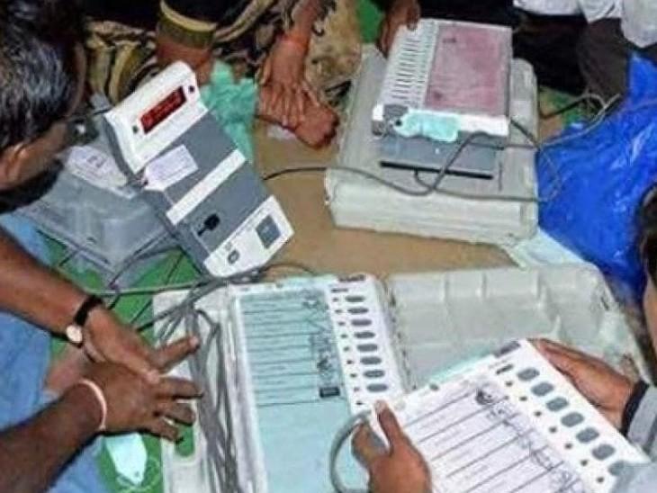 कोरोना काल में पंचायत चुनाव है बड़ी चुनौती, EVM से लेकर कम्युनिकेशन का प्लान हो रहा तैयार, कोविड प्रोटोकॉल में होगा मतदान|बिहार,Bihar - Dainik Bhaskar