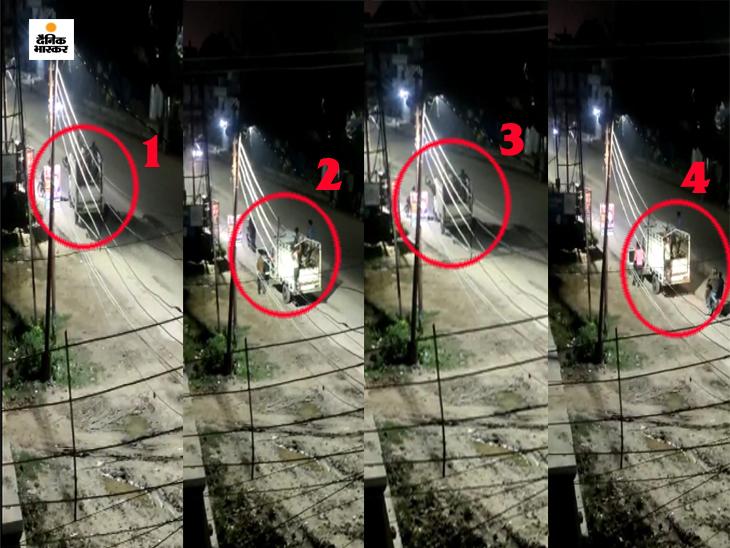 10 महीने में 12 बार तस्करों ने किया पुलिस पर जानलेवा हमला, अब तस्करों ने चिलुआताल पुलिस संग मचाया तांडव; वीडियो वायरल|गोरखपुर,Gorakhpur - Dainik Bhaskar