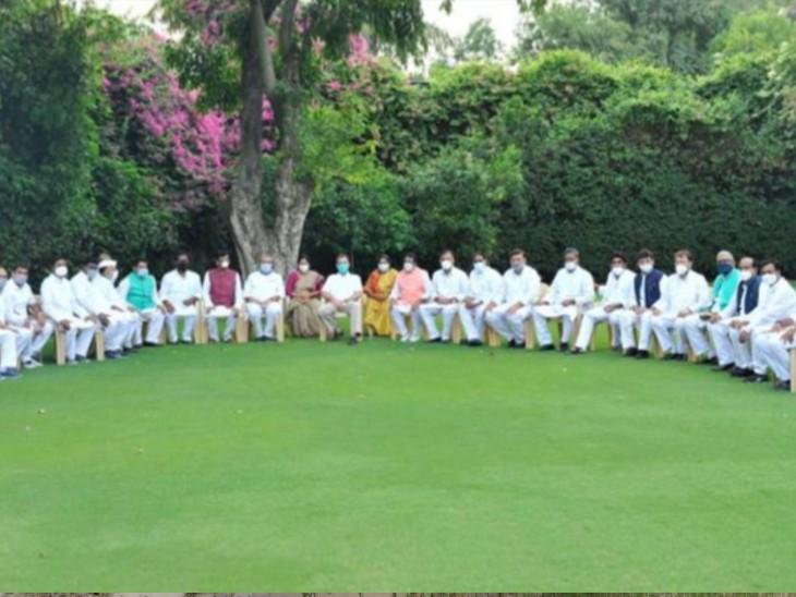 हर गांव में 10-10 डेडिकेटेड वर्कर तैयार करेगी पार्टी, राहुल गांधी ने विधायकों-पार्षदों के साथ वन-टू- वन बात की|बिहार,Bihar - Dainik Bhaskar
