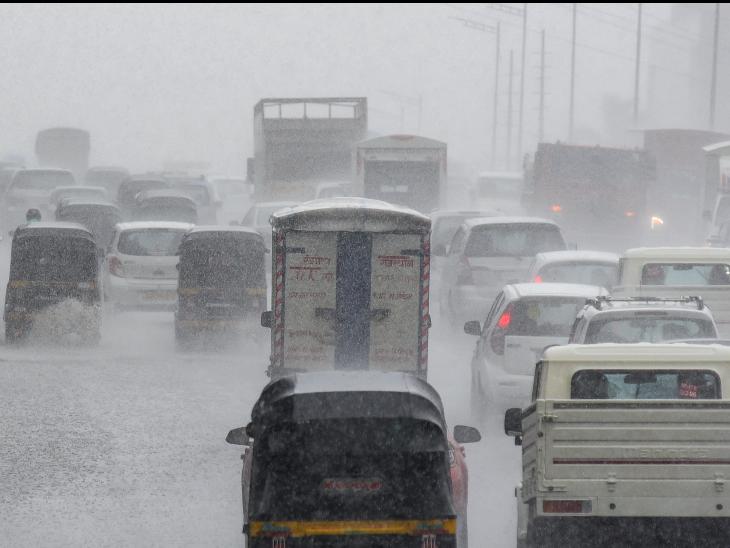 2 हफ्ते से निष्क्रिय मानसून फिर एक्टिव हुआ; महाराष्ट्र में तेज, मध्य प्रदेश और दिल्ली में हल्की बारिश|देश,National - Dainik Bhaskar