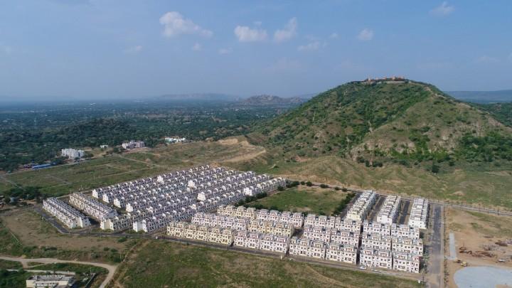 मकान नहीं बिके तो पहले 25% छूट दी थी, अब बढ़ाकर 50% की, पैसा भी 13 साल की किस्तों में चुकाने की सुविधा, कई फ्लैट पॉश इलाकों में|राजस्थान,Rajasthan - Dainik Bhaskar
