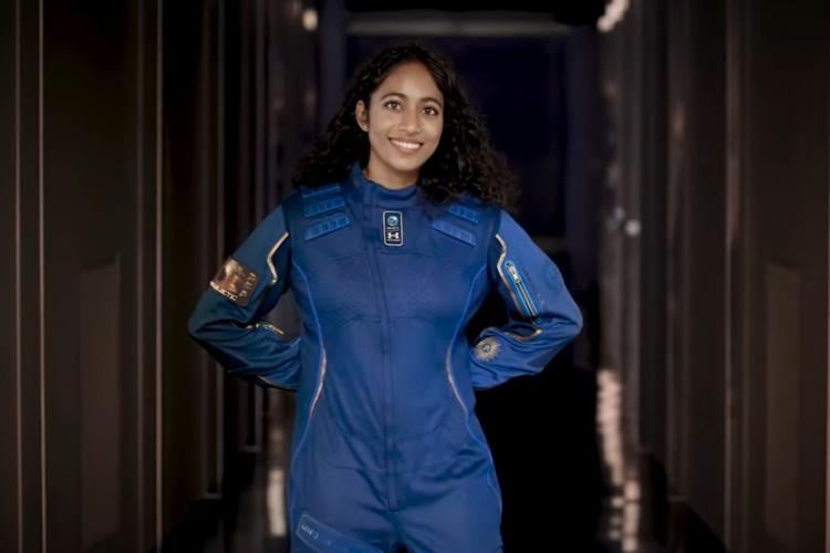 सिरिशा बांडला इस फ्लाइट से कल्पना चावला के बाद अंतरिक्ष में जाने वालीं भारतीय मूल की दूसरी महिला एस्ट्रोनॉट बन जाएंगी।