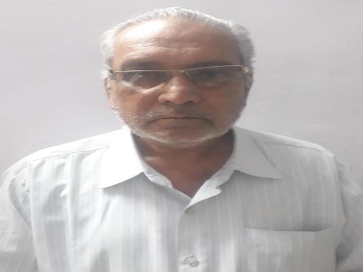 72 वर्षीय बुजुर्ग प्लाटों की धोखाधड़ी में पुलिस के हत्थे चढ़ा; 3 गुना दाम में बेचे थे प्लॉट इंदौर,Indore - Dainik Bhaskar