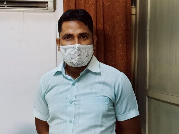 RAS इंटरव्यू में सलेक्शन के लिएRPSC केजूनियर अकाउंटेंट ने मांगी थी 25 लाख की रिश्वत, 23 लाख के साथ ट्रैप|अजमेर,Ajmer - Dainik Bhaskar
