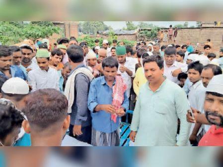 जंदाहा के युवक की सड़क हादसे में मुंबई में मौत|पटना,Patna - Dainik Bhaskar