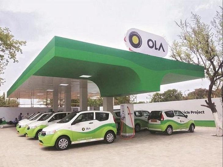 OLA ने IPO से पहले 3,730 करोड़ रुपए जुटाए, जल्द आने वाला है पब्लिक इश्यू|बिजनेस,Business - Dainik Bhaskar