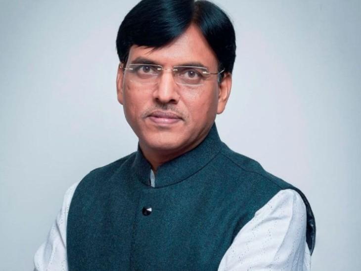 रेमडेसीविर और पोसाफोर्स की किल्लत हुई तो रसायन मंत्रालय देख रहे मनसुख मांडविया ने उत्पादन बढ़ाने के लिए खुद कंपनियों को साधा दिल्ली + एनसीआर,Delhi + NCR - Dainik Bhaskar