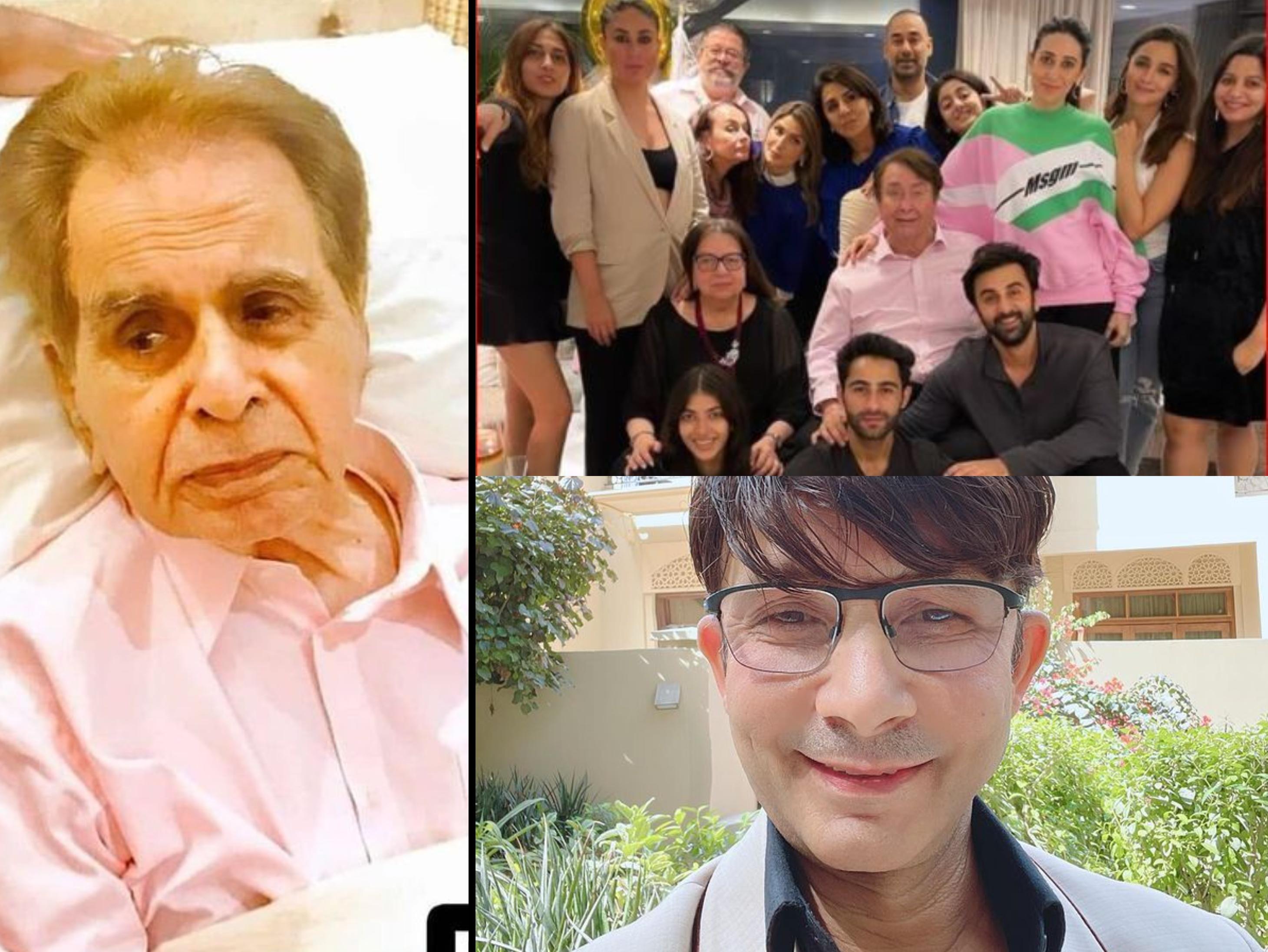 दिलीप कुमार के निधन वाले दिन नीतू कपूर ने मनाया बर्थडे, कमाल खान ने पूछा- उनकी भी इज्जत नहीं तो फिर किसकी|बॉलीवुड,Bollywood - Dainik Bhaskar