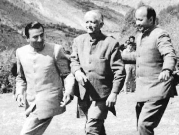 वीरभद्र सिंह हाेने का मतलब समझने के लिए 59 साल पहले के वक्त में लाैटना पड़ेगा|शिमला,Shimla - Dainik Bhaskar