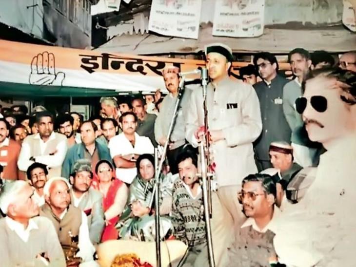 7वीं बार वीरभद्र सिंह को सीएम देखना चाहती थी अर्की की जनता, यहां कांग्रेस-भाजपा में बराबर की रही पकड़|शिमला,Shimla - Dainik Bhaskar