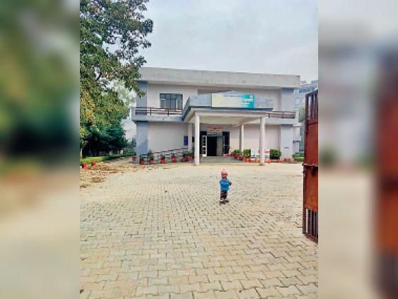 गुड़गांव. कोरोना से अनाथ बच्चों के रहने के लिए यहां की जाएगी व्यवस्था। - Dainik Bhaskar