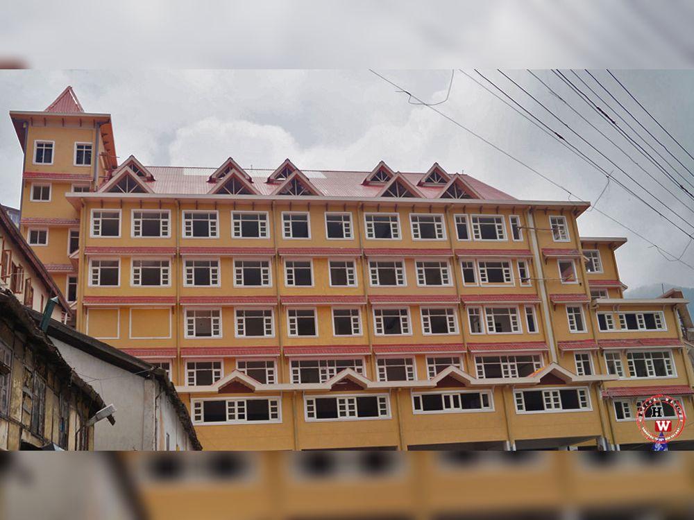 किसी भी वीवीआईपी मूवमेंट में अब रिपन भी तैयार राहुल गांधी-नड्डा के आने पर बनाए थे स्पेशल वार्ड|शिमला,Shimla - Dainik Bhaskar
