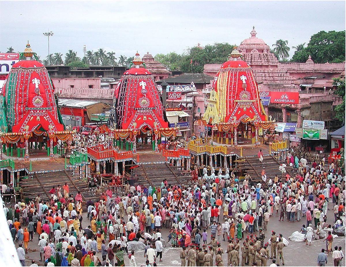 काेर्ट के आदेश के 8 साल बाद धार्मिक न्यास बोर्ड ने बनाई, जगन्नाथपुर मंदिर की नई न्यास समिति|रांची,Ranchi - Dainik Bhaskar