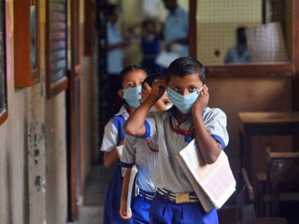 55% माता-पिता नहीं चाहते बच्चों को टीका लगाए जाने से पहले स्कूल खुलें, 44% स्कूल भेजने को तैयार उदयपुर,Udaipur - Dainik Bhaskar