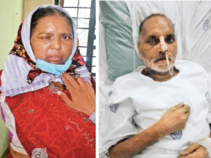 मरीजोंं ने भास्कर को बताई अपनी पीड़ा - Dainik Bhaskar