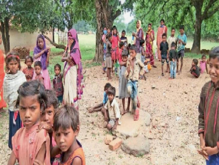 दूसरे दौर में भी इन गांव का कोई भी व्यक्ति कोरोना से संक्रमित नहीं, अच्छे खान-पान से बढ़ाई इम्युनिटी|टाटीझरिया,Tatijhariya - Dainik Bhaskar