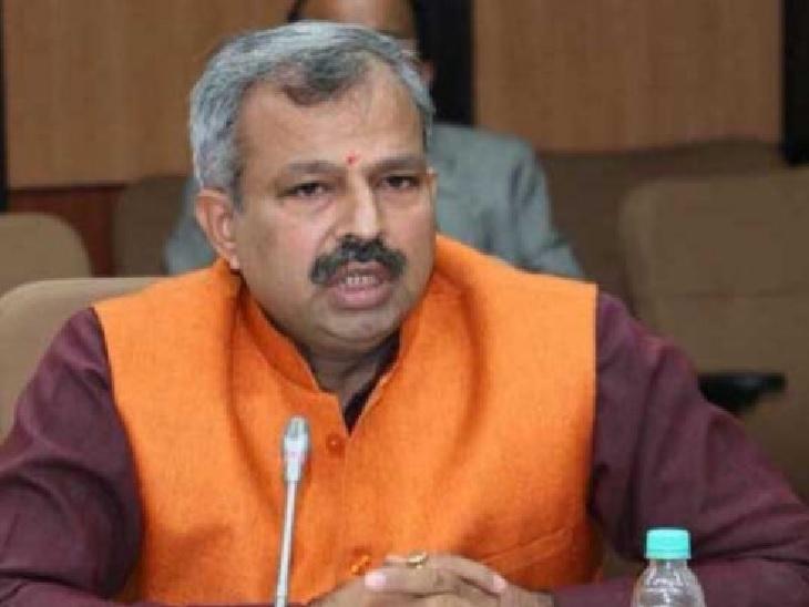 दिल्ली भाजपा प्रदेश अध्यक्ष आदेश गुप्ता - Dainik Bhaskar
