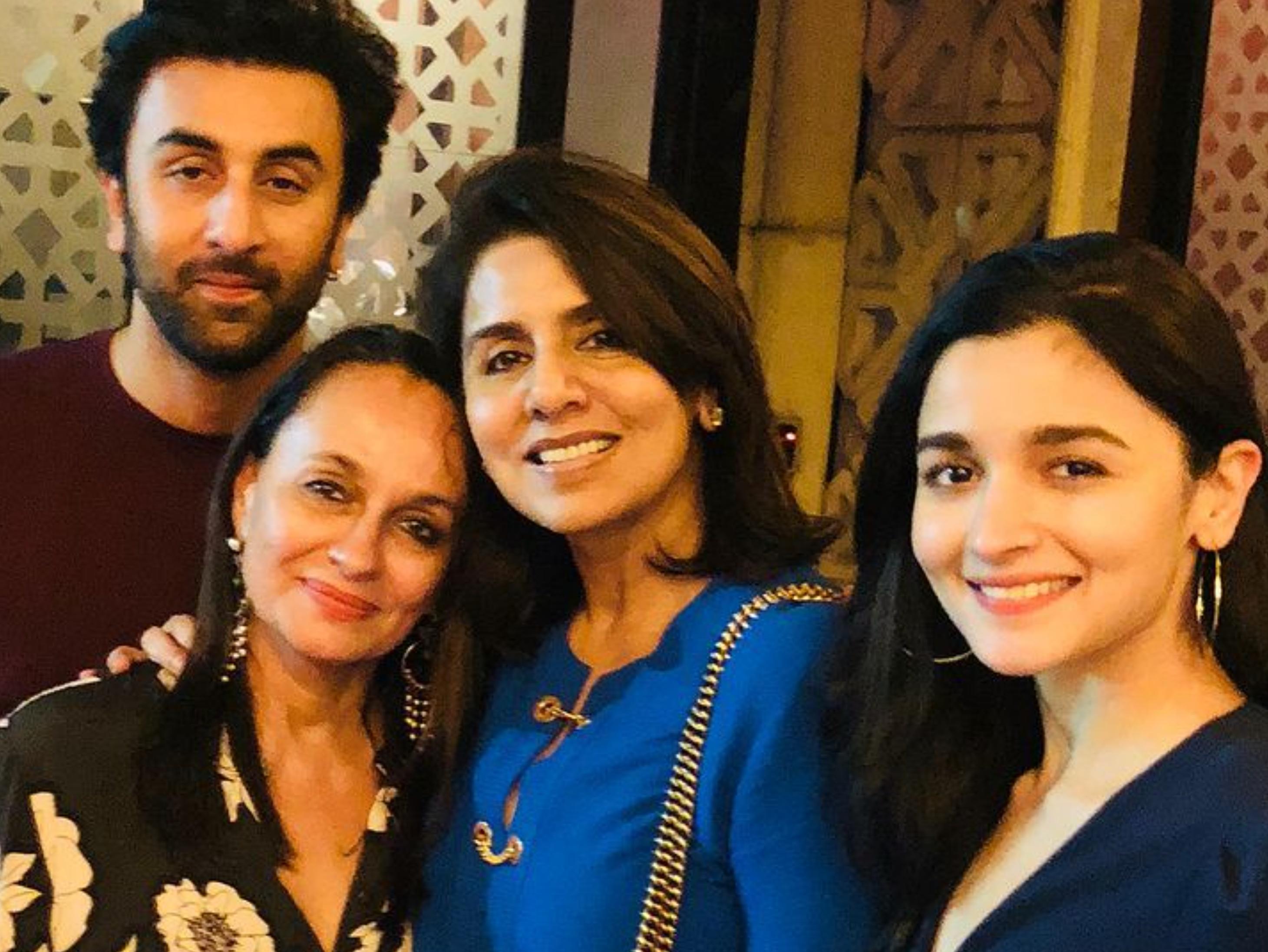 रणबीर कपूर की बहन रिद्धिमा ने किया खुलासा- अपनी बहू को लाड़ में बिगाड़ देंगी लेकिन उसे रानी की तरह रखेंगी नीतू|बॉलीवुड,Bollywood - Dainik Bhaskar