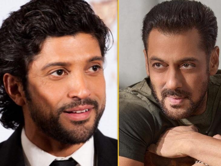 जावेद- सलीम की राइटर जोड़ी पर बन रही डॉक्यूमेंट्री में सलमान खान के साथ नजर आएंगे फरहान अख्तर, बोले- 'ये फिल्म सबसे स्पेशल होने वाली है'|बॉलीवुड,Bollywood - Dainik Bhaskar