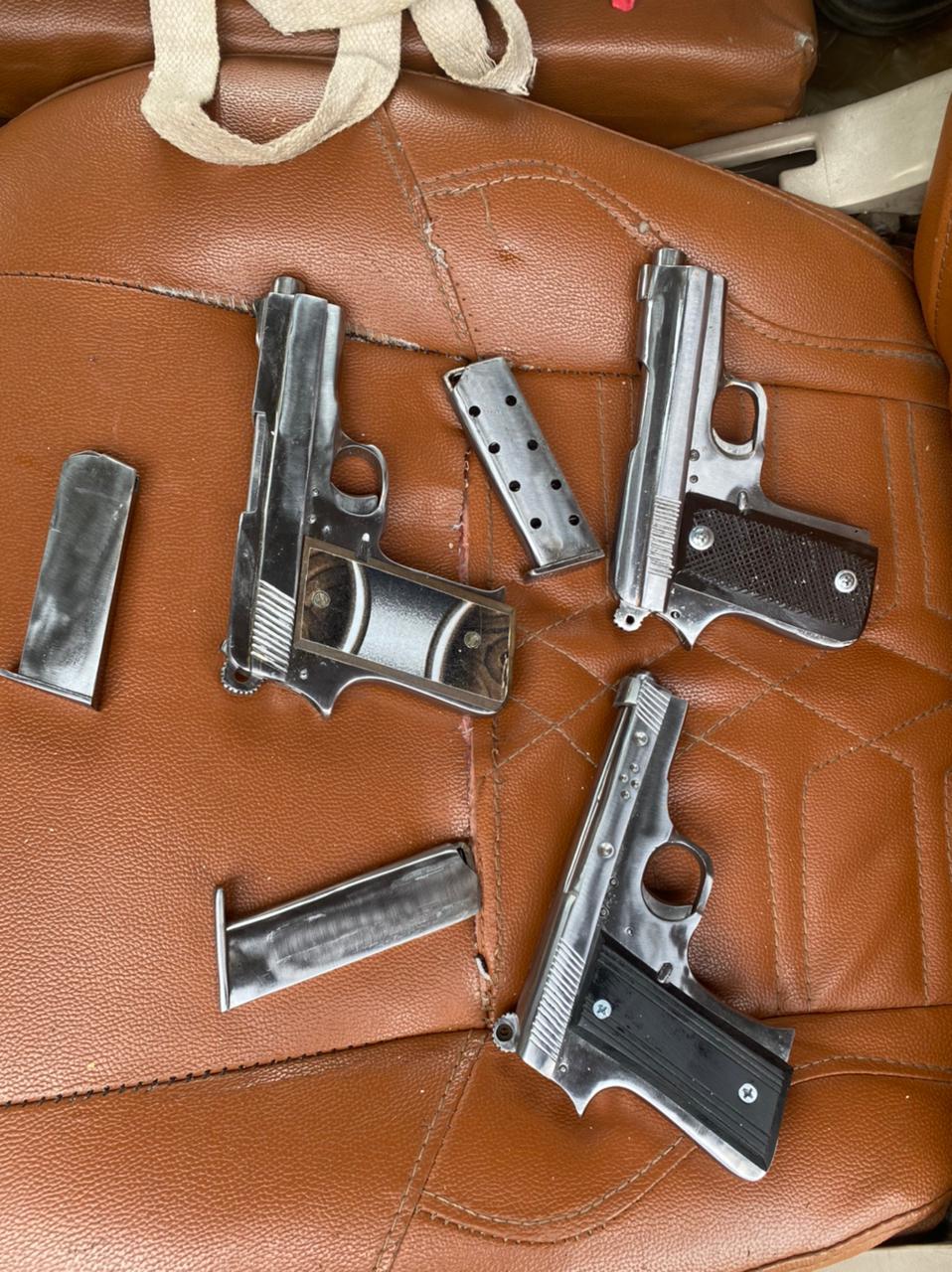 पंजाब पुलिस ने हथियारों के तस्कर स्वीटी सिंह को 3 पिस्टल के साथ नर्मदा पार करके दबोचा, पंजाब DGP बोले- देशभर में MP से सप्लाई हो रही है|खंडवा,Khandwa - Dainik Bhaskar