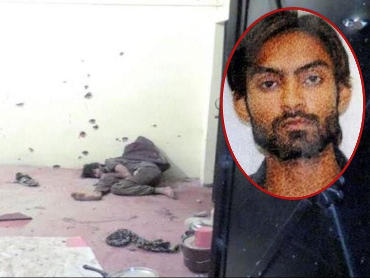 लखनऊ में दबोचे गए दोनों आतंकी प्रदेश भर में स्लीपिंग मॉड्यूल को एक्टिव कर रहे थे; 17 साल में 23 आतंकी पकड़े गए, एक हुआ था ढेर|लखनऊ,Lucknow - Dainik Bhaskar