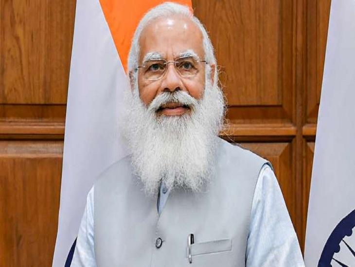 5 स्तरीय सुरक्षा घेरे में वाराणसी आएंगे प्रधानमंत्री नरेंद्र मोदी, सुरक्षा की कमान संभालेंगे 21 IPS, 10 हजार से ज्यादा जवान रहेंगे तैनात वाराणसी,Varanasi - Dainik Bhaskar