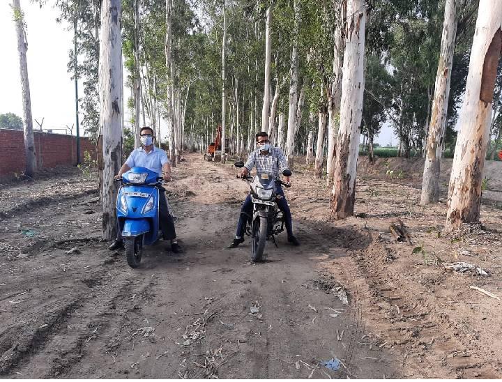 मेरठ में CDO ने काली नदी का किया इंस्पेक्शन, 5 जुलाई को एक्टर नवाजुद्दीन ने जताई थी चिंता|मेरठ,Meerut - Dainik Bhaskar