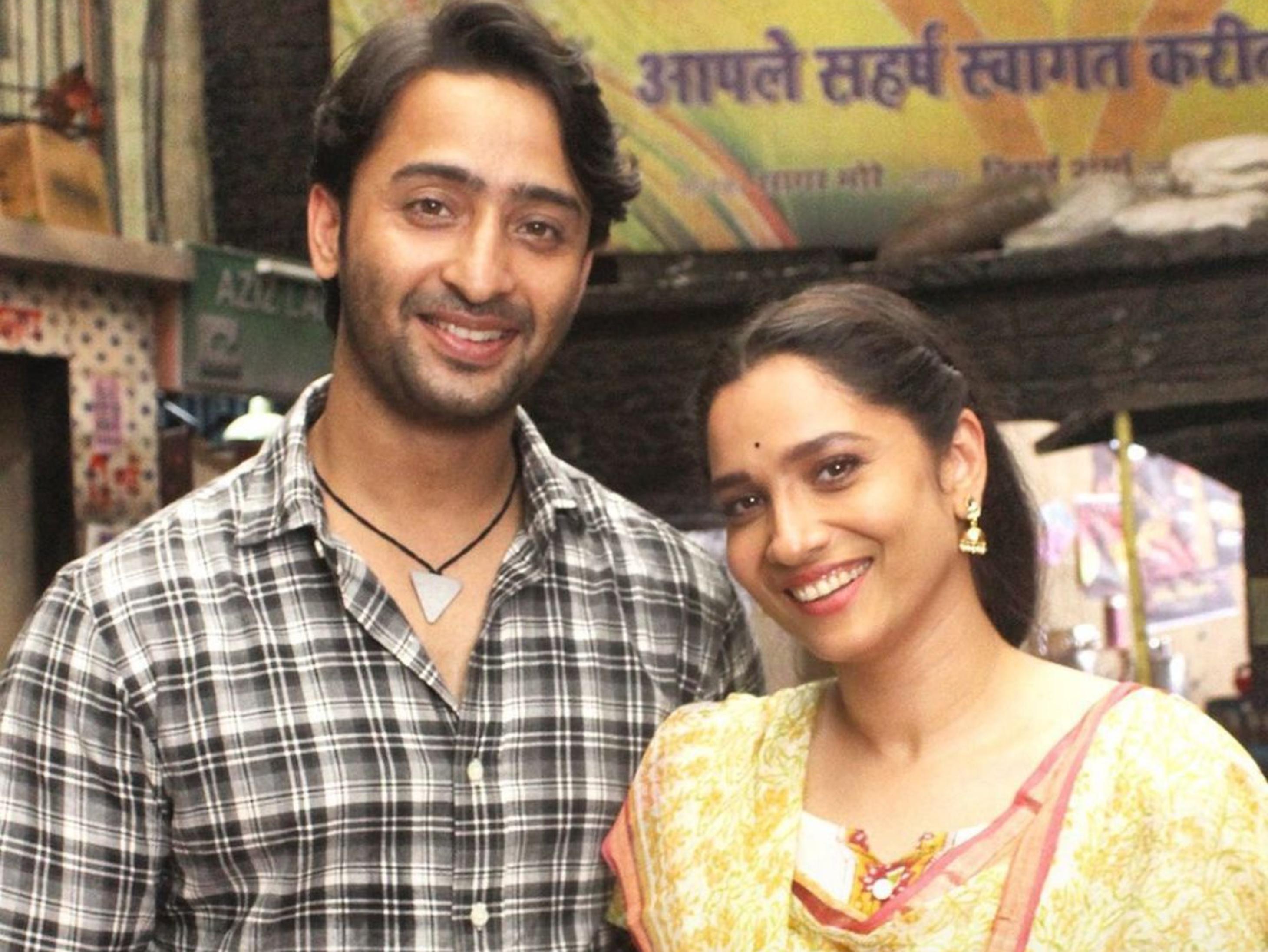 नए शो में सुशांत सिंह राजपूत की जगह शहीर शेख लीड एक्टर होंगे, लीड एक्ट्रेस के लिए अंकिता लोखंडे ही एकता की पसंद|टीवी,TV - Dainik Bhaskar