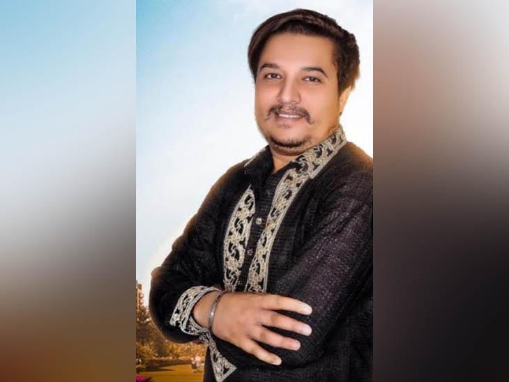 पंजाब के सूफी गायक सैन ब्रदर्स में से एक मनमीत सिंह, जो हिमाचल में बादल फटने की घटना में मारे गए। - Dainik Bhaskar