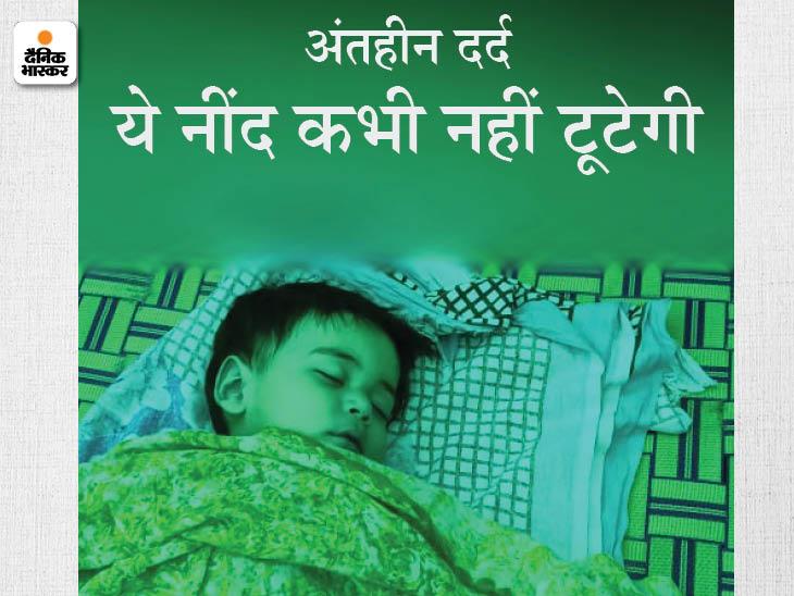 मां किचन में थीं, बेटा खेलते हुए बाथरूम में पहुंच गया; बाल्टी में गिरने से मौत हो गई मेरठ,Meerut - Dainik Bhaskar