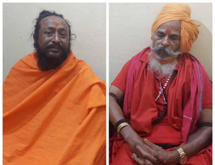 एक माह के लिए जूना अखाड़े के संत चले गए हरिद्वार, बक्सों का ताला तोड़कर नगदी और लाखों के जेवरात की हो गई चोरी; दो महंत गिरफ्तार कानपुर,Kanpur - Dainik Bhaskar