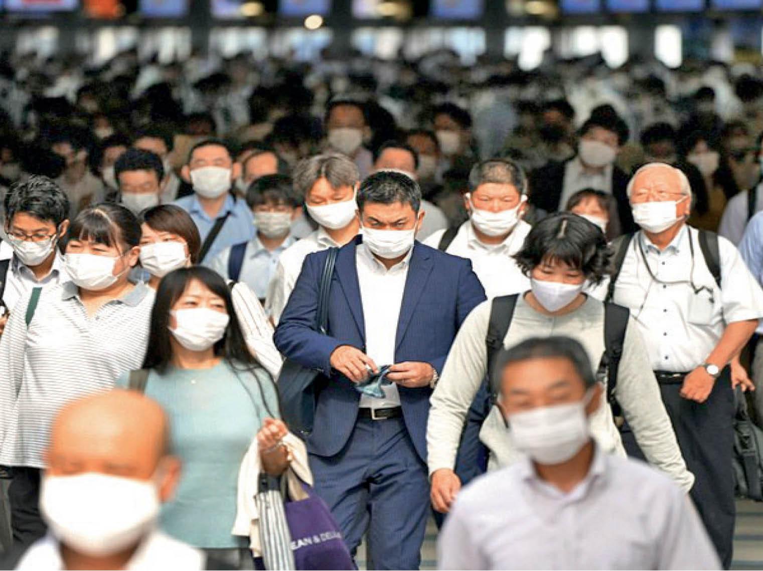 टोक्यो में कोरोना की चौथी स्टेट इमरजेंसी लागू, गैर जरूरी आवाजाही पर रोक लगी|विदेश,International - Dainik Bhaskar
