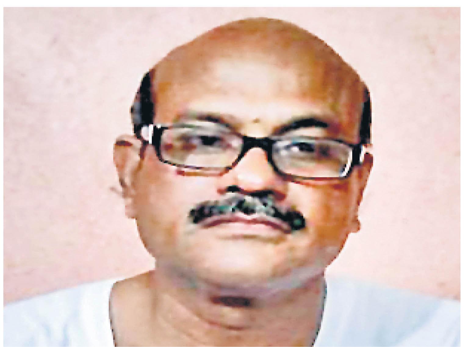रमापदो पाल - Dainik Bhaskar