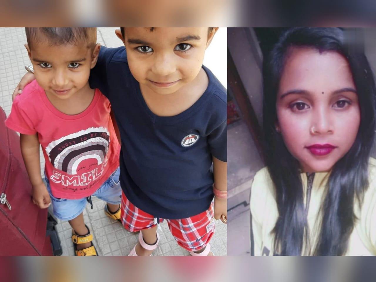 4 साल की बेटी की मौत, 6 साल की बच्ची बोली- मां ने दवा बताकर खिलाया, ससुर का आरोप- पति की मौत के बाद रुपए हड़पने दिखाई क्रूरता|जालंधर,Jalandhar - Dainik Bhaskar