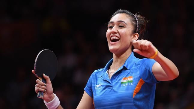 देश को इस बार टेबल टेनिस प्लेयर मनिका बत्रा से काफी उम्मीदें हैं।