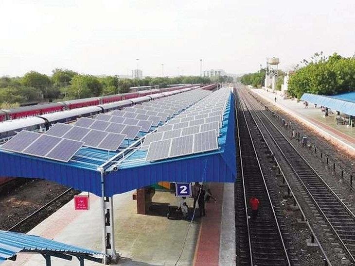 पहली तिमाही में37 लाख यूनिट ऊर्जा का हुआ उत्पादन, 1 करोड़ 50 लाख के राजस्व की बचत की कानपुर,Kanpur - Dainik Bhaskar