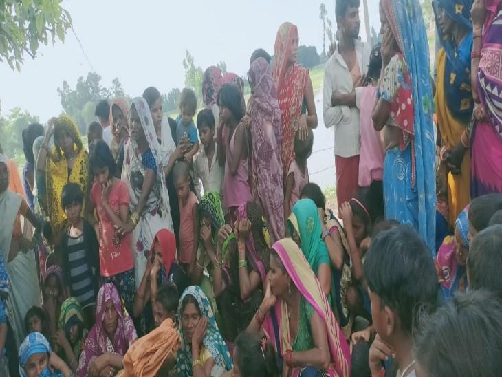 पैर फिसलने से नहर में डूबी, पानी में छलांग लगाकर लोगों ने बचाने की कोशिश की पर बचा न सके; परिवार में मचा कोहराम|लखनऊ,Lucknow - Dainik Bhaskar