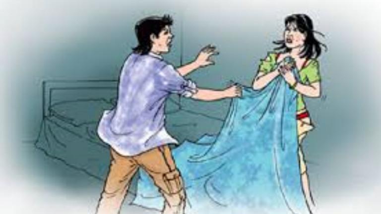नौकरी लगवाने लिए थे दस्तावेज, बनवा लिया मैरिज सार्टिफिकेट, अब संबंध बनाने के लिए कर रहा ब्लैकमेल, 9 दिन पहले हुई है युवती की शादी|ग्वालियर,Gwalior - Dainik Bhaskar