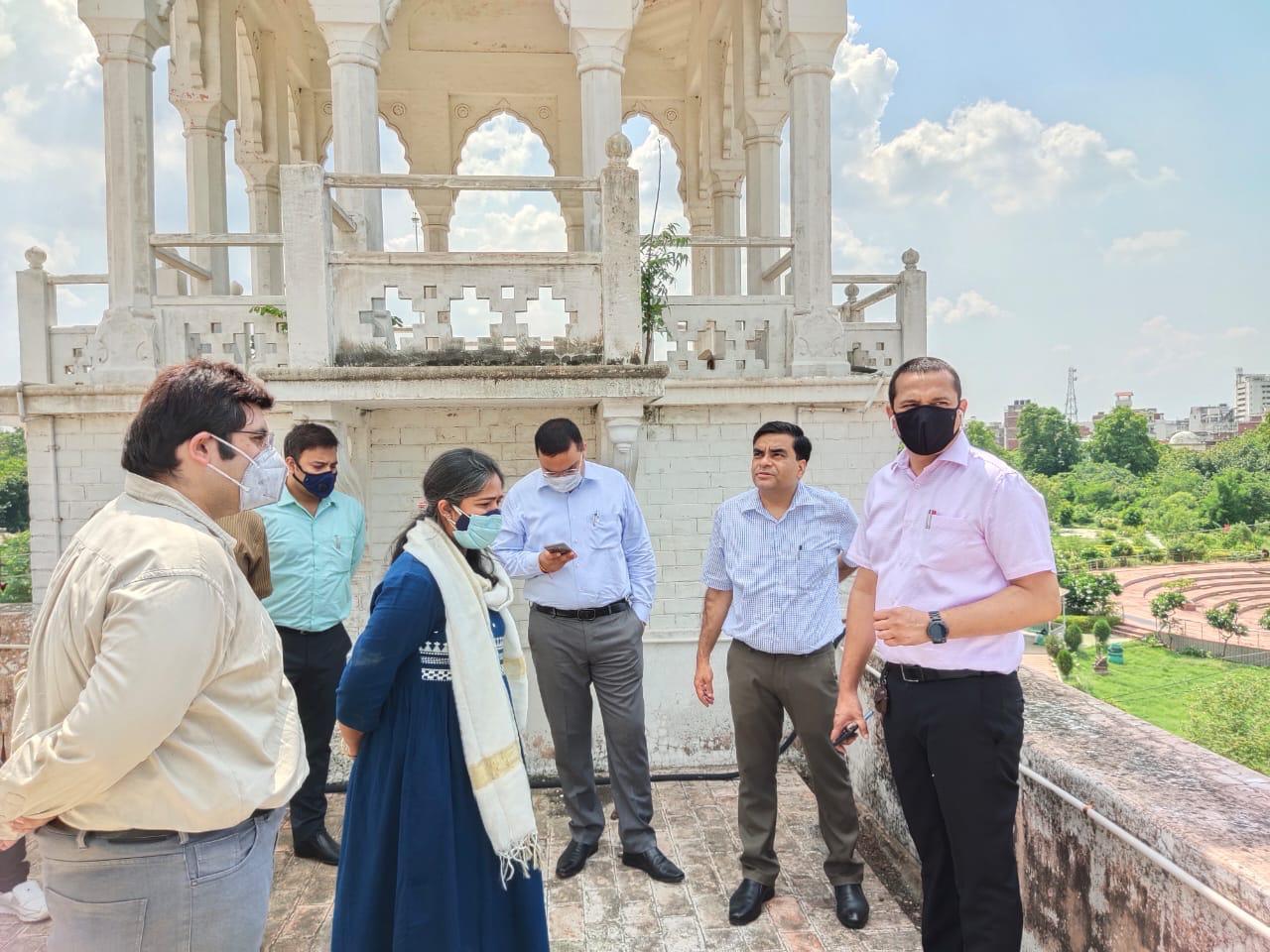 सारनाथ के बाद बिल्डिंग प्रोजेक्शन के जरिए दिखाया जाएगा स्वतंत्रता संग्राम और शहर का इतिहास|कानपुर,Kanpur - Dainik Bhaskar