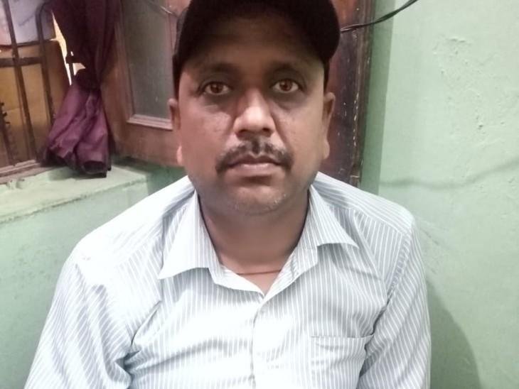 अजय शर्मा। इन्होंने ही हिंदू धर्म छोड़कर मुस्लिम धर्म अपनाने की बात कही है।